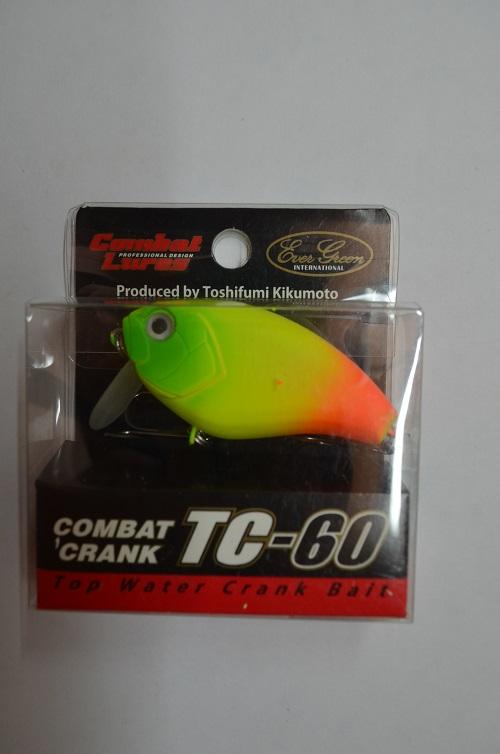 combat crank tc-60 n50 воблер